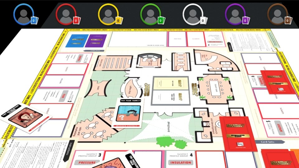 Virtual facilitated online experiences
